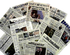 colleges and universities Newspapers